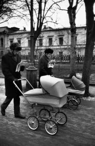 Moscow.Avenue Gogol1972