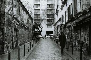 Rue Dénoyez (Belleville)