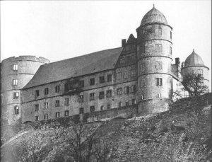 Wevelsburg SS -nazi Castle