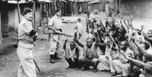 KENYA / GEHEIM GENOOTSCHAP MAU MAU