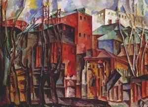 Aristarkh Lentulov.1920