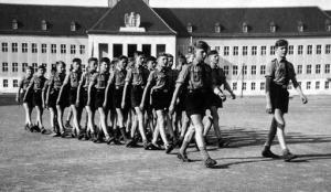 elite Nazi academy