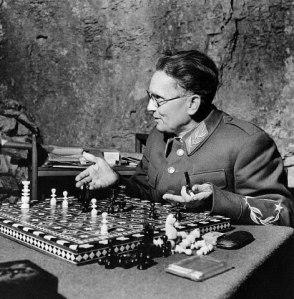 Josip Broz Tito chess