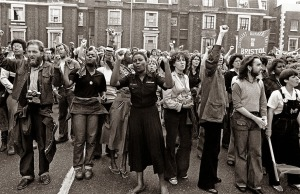 Against Racism 1970s