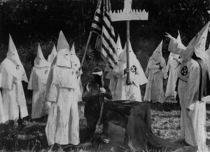 KKK Initiation