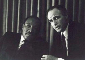 M Luther King- Marlon Brando