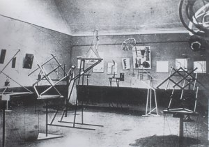 Obmokhu exhibit1921