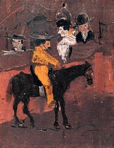 Pablo Picasso-1889