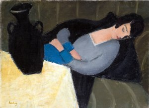 Sleeping-Lady.Robert-Bereny-1920s