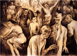 CITY OF DREADFUL JOY Weimar 1928