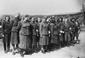 Former matron Bergen-Belsen