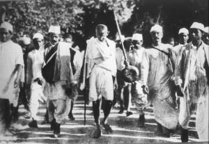 Gandhi-march1930