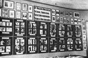Magnus Hirschfeld- Institut für Sexualwissenschaft Berlin1925