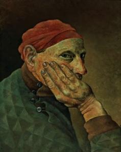 Vilho Lampi Self 1934