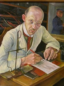 Albert Birkle,Telegraph Operator1920s