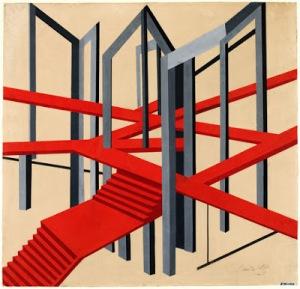 Alexandra Exter, Constructivist stage1920