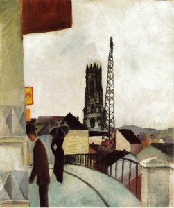 august-macke-cathedral