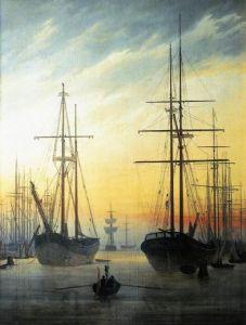 caspar-david-harbour