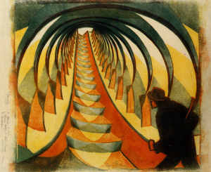 CYRIL POWERS.escalator