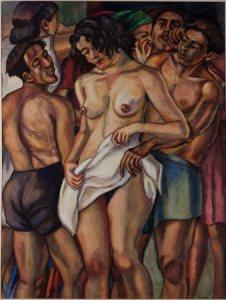 Debora Arango1940s