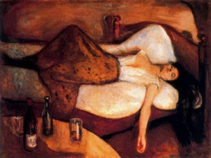 Edvard Munch, The Day After1894