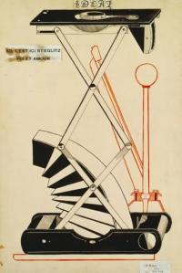 Francis Picabia, Stieglitz Here1915