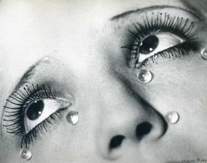 Glass Tears1932 Man Ray