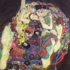 gustav-klimt-the-virgins