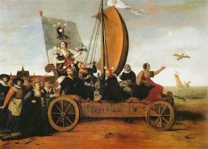 Hendrik Gerritsz Pot, Floras wagon of fools1637