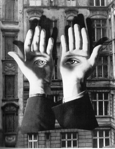 Herbert Bayer. Loneliness Citizen1932