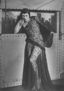Ilse-Bois. as Chicago Moll -Achtung Aufnahme - Kadeko