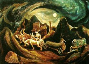 Jackson Pollock1934