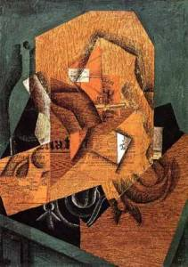 juan.gris-Packet_of_Coffee1914