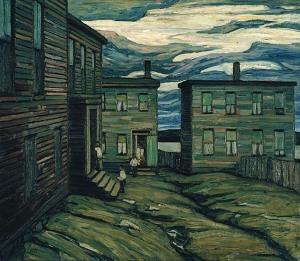Lawren Harris1921
