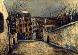 Maurice- Utrillo