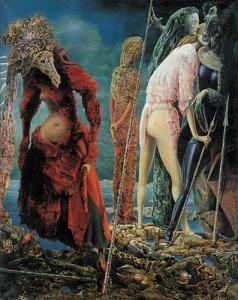 Max Ernst, Antipope1942