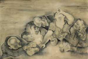 Michel Fingesten- Drinkers1919