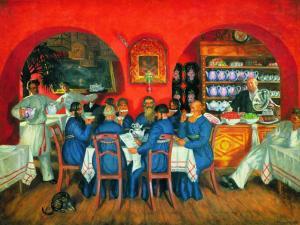 moscow-tavern-1916Boris Kustodiev