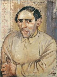 Otto Dix-J.Adler1926