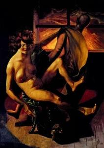 Otto Dix, Melancholie1930
