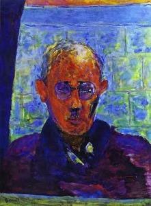 Pierre Bonnard, Self-portrait1939