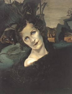 Salvador-Dali-Lady.L.Mountbatten1940