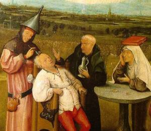 stone of madness H.Bosch