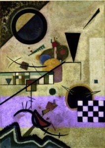 wassily-kandinsky-contrasting-sounds