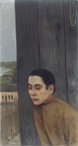 Wilhelm Schmurr-Dancer Tatjana Barbakoff1925