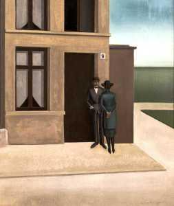 1921Anton Räderscheidt House No. 9