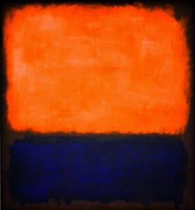 1960 Mark Rothko