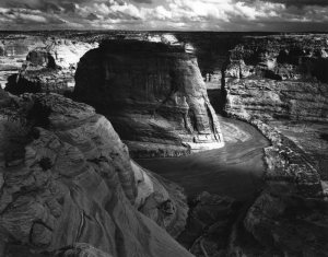 Canyon de Chelly1941 Ansel Adams