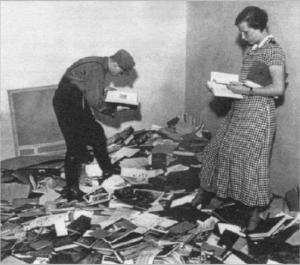 destruction of Hirschfeld's Institute1933
