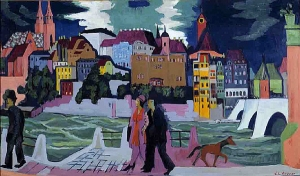 Ernst_Ludwig_Kirchner.Basel_and_Rhine